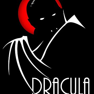 Dracula The Animated Series by samRAW08