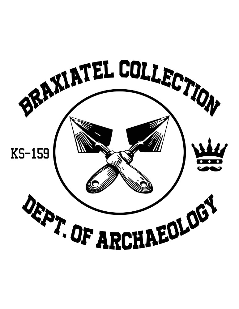 The Braxiatel Collection: Dept. of Archaeology  by loombarrow