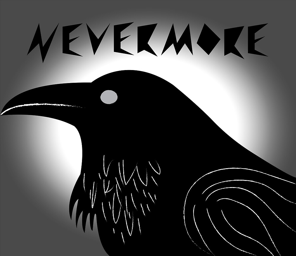Nevermore... by ScottieDesigns