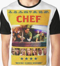 Chef Graphic T-Shirt