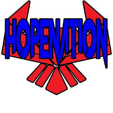 HOPENATION by herogear
