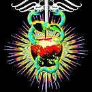 The Sacred Apple by blackiguana