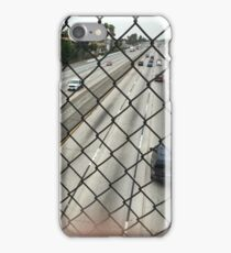 Over the Traffic iPhone Case/Skin