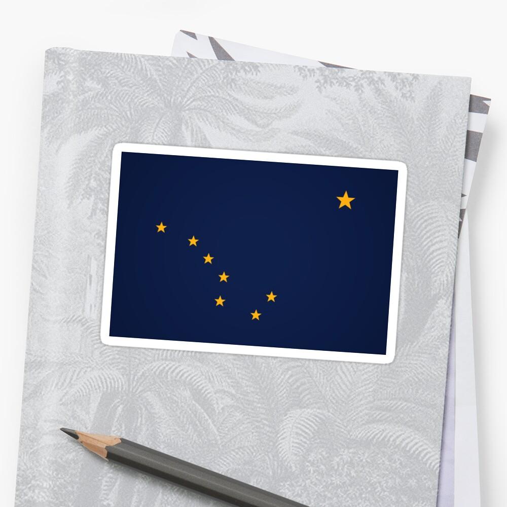 Alaska Flag by Stepz2007