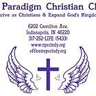 New Paradigm by CheyenneLeslie Hurst