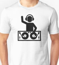 DJ Turntables party T-Shirt