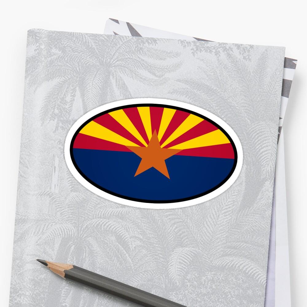 Arizona Flag by Stepz2007