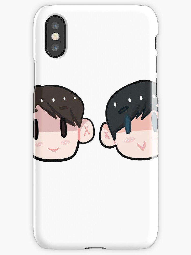Danisnotonfire and AmazingPhil by sillysaturday