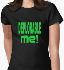 DEPLORABLE ME 1 Women's Fitted T-Shirt