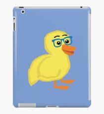 Geek Duckling iPad Case/Skin