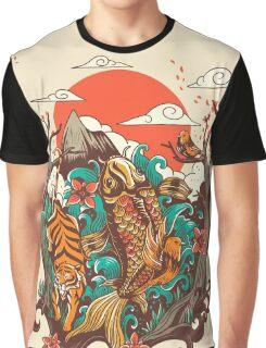 autumn sunset Graphic T-Shirt