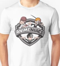 Animeniacs 4 Unisex T-Shirt