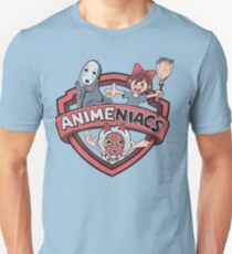 Animeniacs 6 Unisex T-Shirt