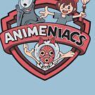 Animeniacs 6 by Ratigan