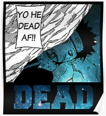 Obito/DEAD Poster