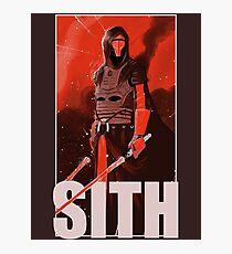SITH Photographic Print