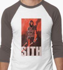 SITH Men's Baseball ¾ T-Shirt
