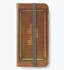 Once Upon A Time - Fitted Book Cover iPhone Wallet/Case/Skin