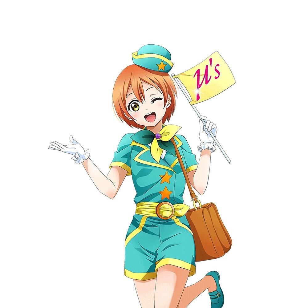 flight attendent  by honaka25032001