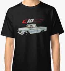 Chevy C10 with Logo Classic T-Shirt