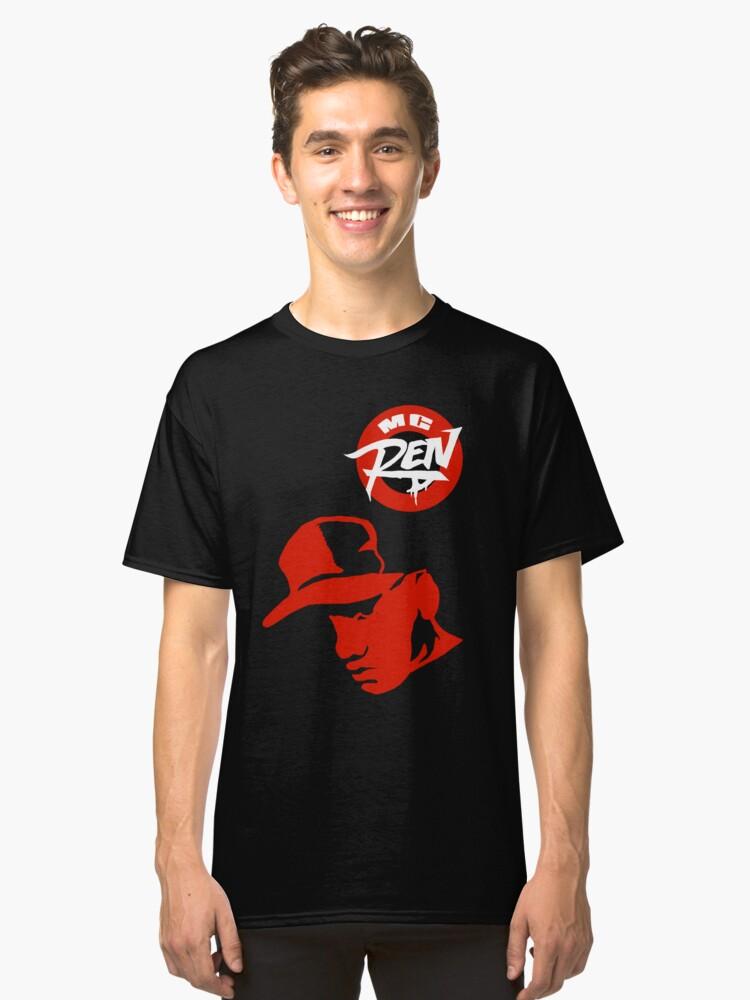 MC Ren  Classic T-Shirt Front