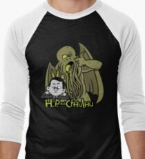 H.P. and Cthulhu T-Shirt
