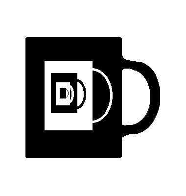 too much coffee by joziebozie