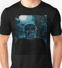 Wolf-Man on the Hunt Unisex T-Shirt