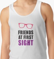 Friends At First Sight 2/2 Tank Top