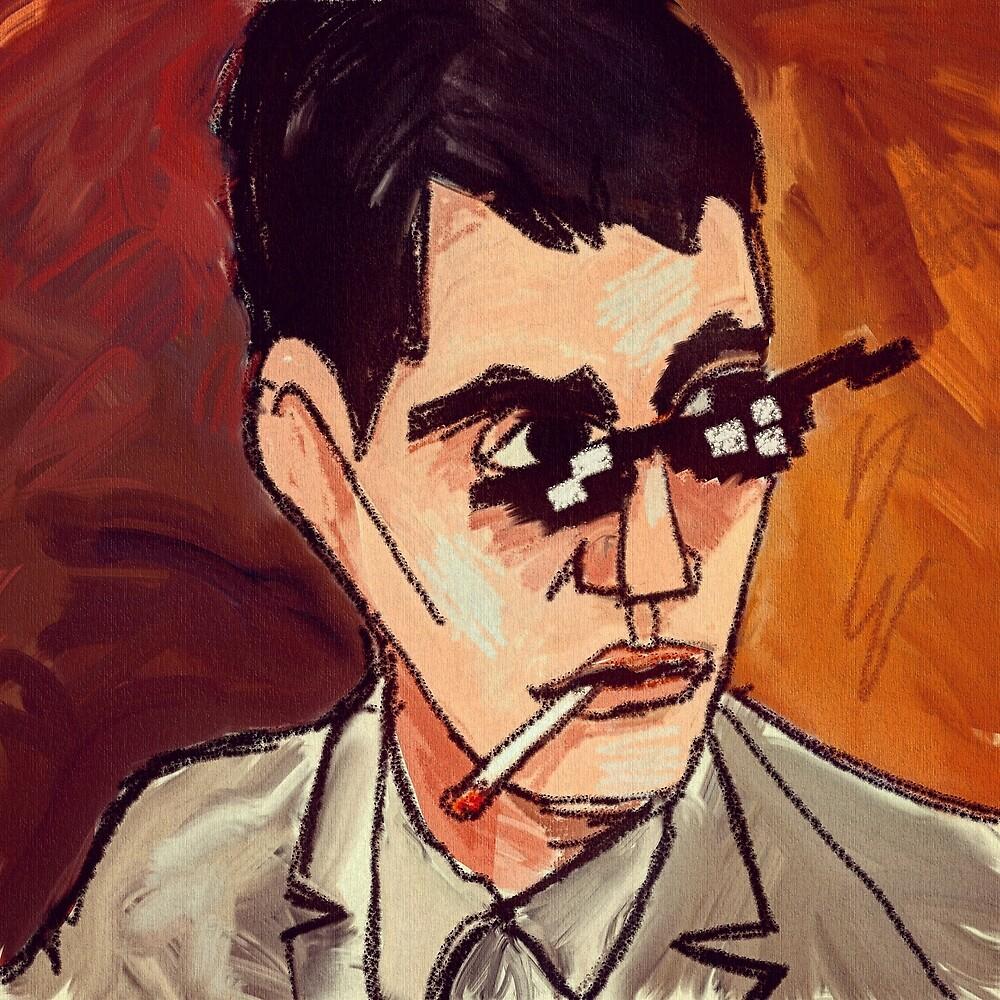 Ben Shapiro Thug Life #37 by thuglifeshapiro