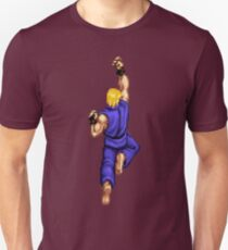 Blue Ken Shoryuken T-Shirt