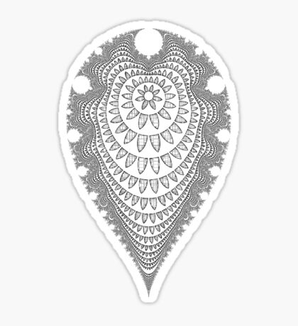 Mandala I Sticker