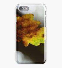 Autumn Leaf iPhone Case/Skin