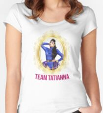 Rupaul's Drag Race All Stars 2 Team Tatianna Women's Fitted Scoop T-Shirt