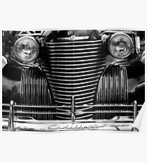 1940 Cadillac Limousine Poster