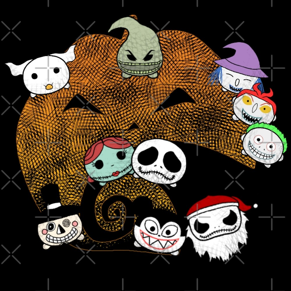 The Nightmare Before  Christmas   by Katastra