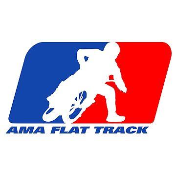 Ama Flat Track by salju17
