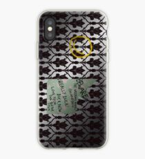 221 Beware iPhone Case