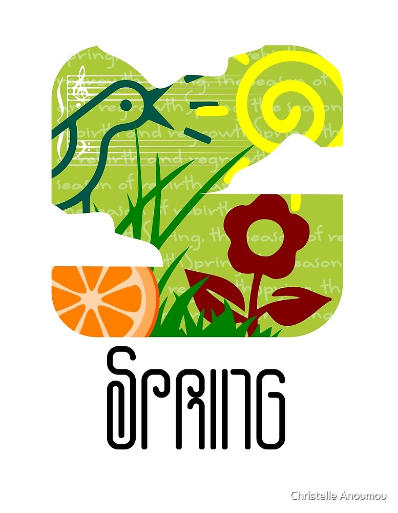 PictoYou Seasons - Spring by PictoYou