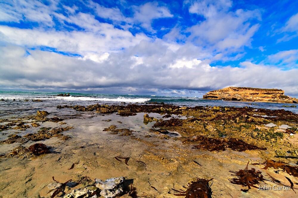 Shelly Beach Port Macdonnell  by John Carter