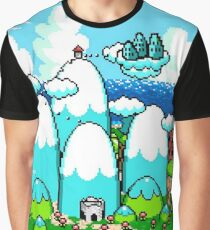 Yoshi's Island Graphic T-Shirt