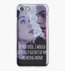 Stydia Teen Wolf iPhone Case/Skin