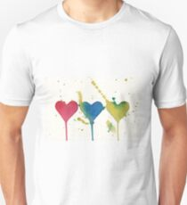 """""""tant d'amour"""" - So much Love Unisex T-Shirt"""