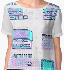 Pokemon: Pallet Town Chiffon Top