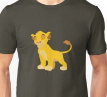 Simba Illustration Unisex T-Shirt