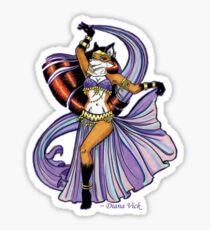 Veil Dancer Sticker