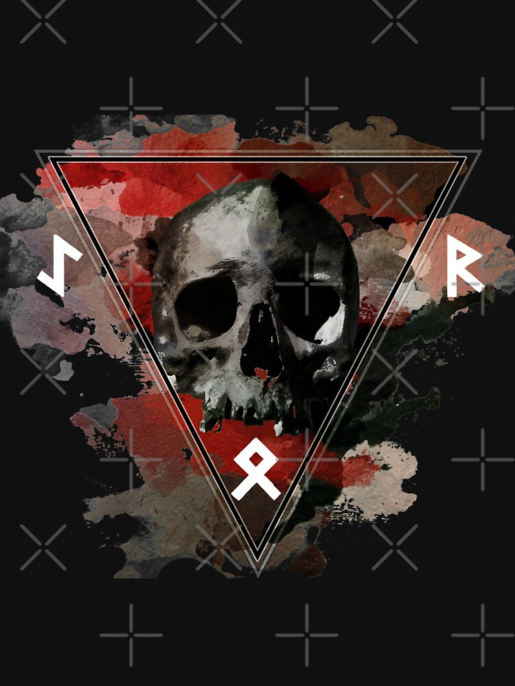 Skull of Freedom by dariasart