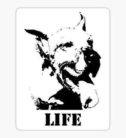 NO-KILL UNITED : ES LIFE (STICKER) Sticker