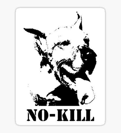 NO-KILL UNITED : ES NO-KILL (STICKER) Sticker