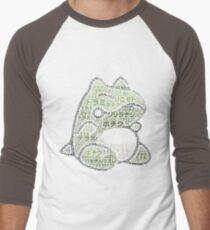 Pokemon: Substitute Doll Men's Baseball ¾ T-Shirt